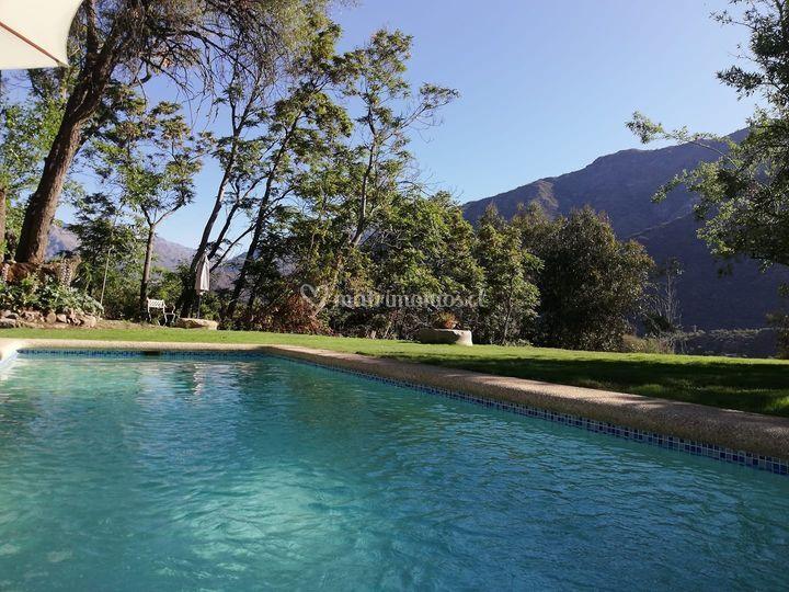 Evento de día incluye piscina