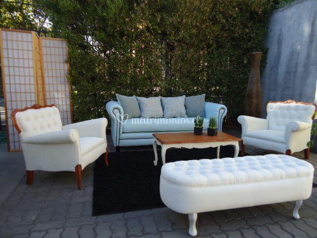 Lounge Provenzal 8 personas