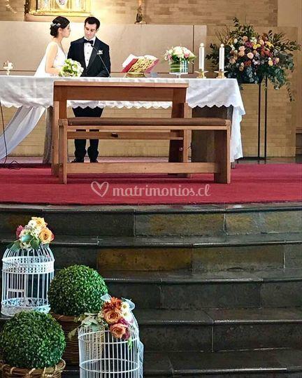 Matrimonio anto