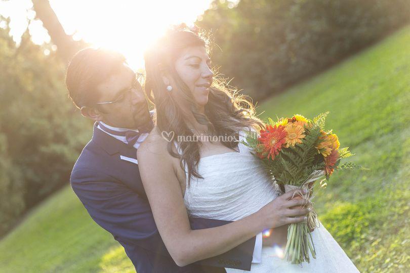 Sesión recién casados de Alvaro Poblete Fotografía