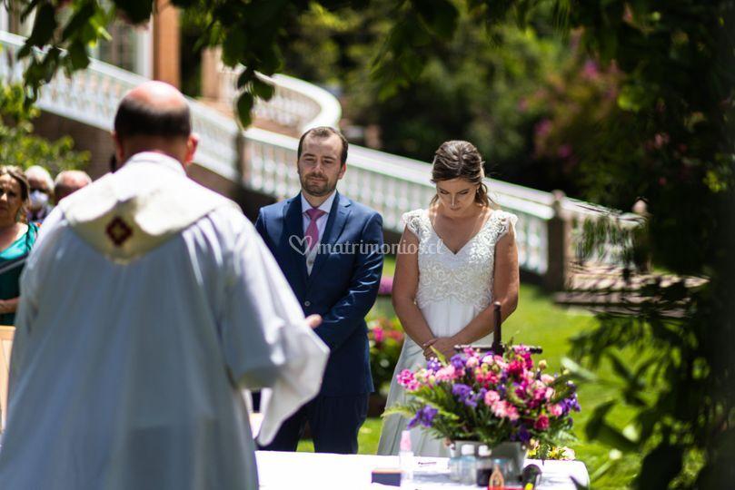 Matrimonio de día