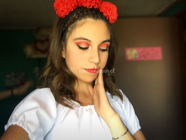 BrownMakeupSalón