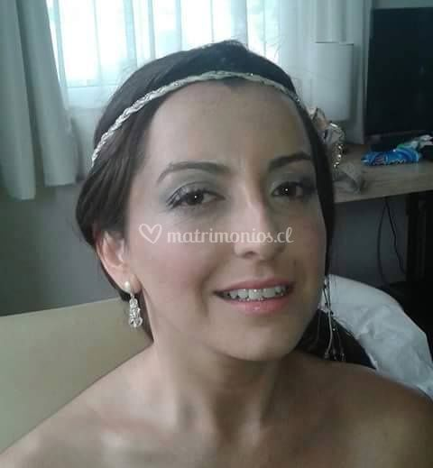 Smokey eye sutil