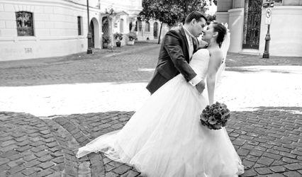 El matrimonio de Daniela y Clover