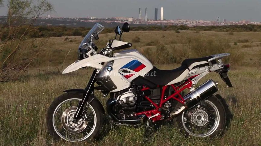 R1200GS Versión RAllye