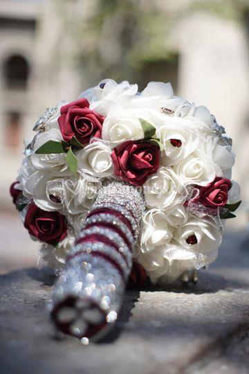 Rosas tipo preservadas