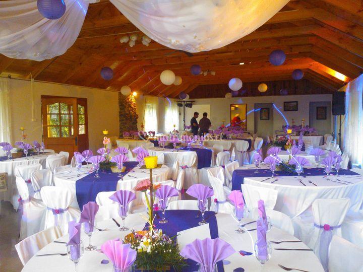 Salón Villa Castalia