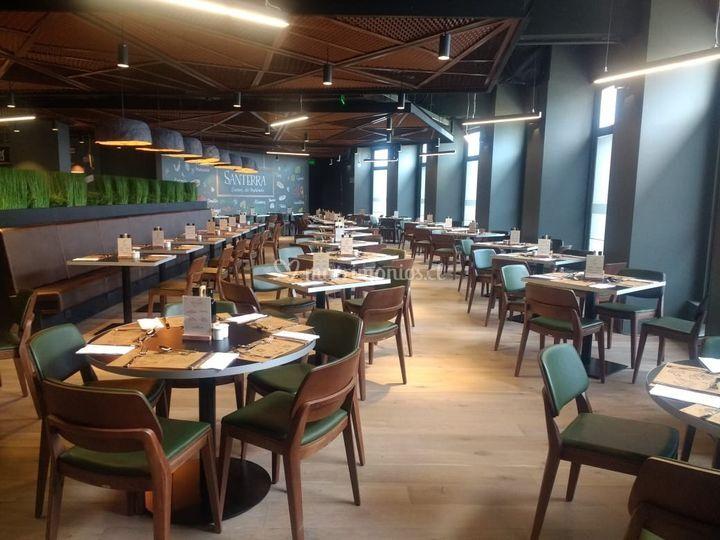 Restaurante Buffet Santerra