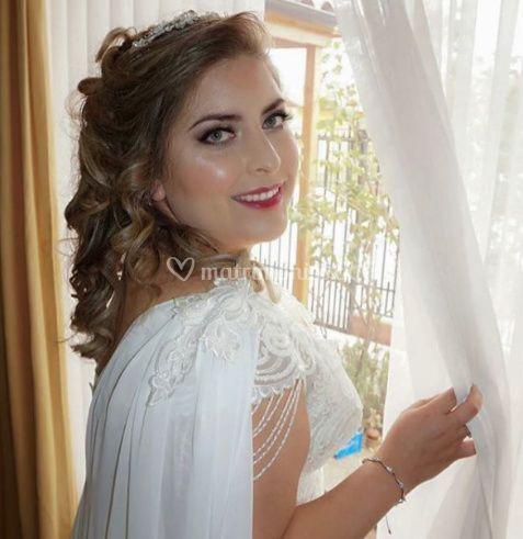 Estilo de novia
