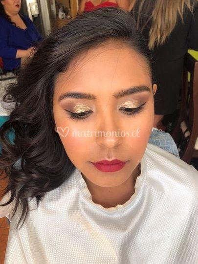 Make up dorado