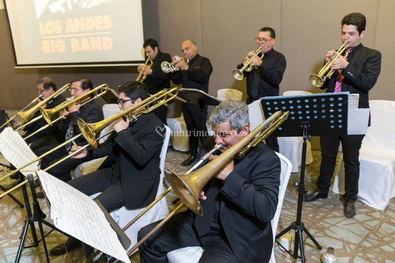 Los Andes Big Band