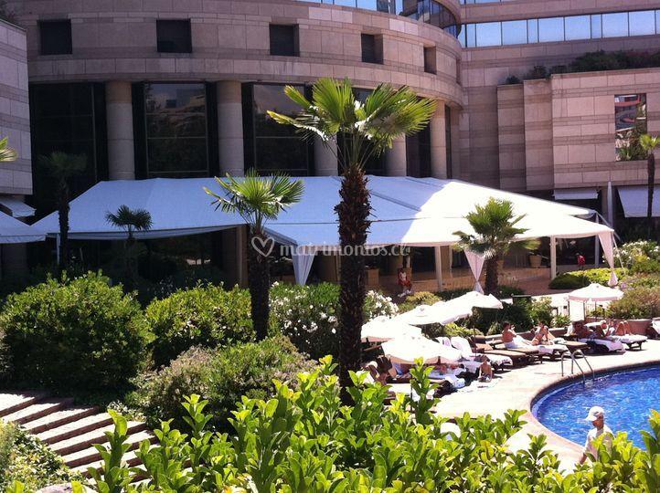 Toldo  Hotel Hyatt