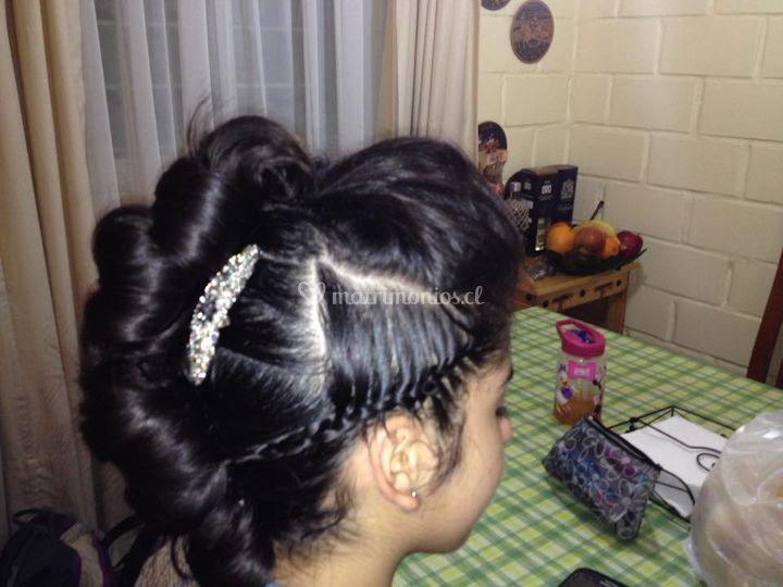 Emilia BB Make Up