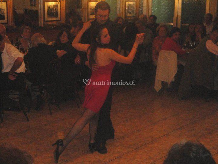 Baile para novios