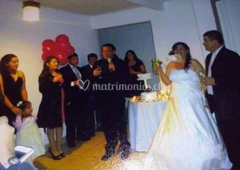Matrimonio y novios