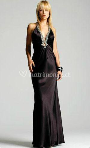 Un vestido para no pasar desapercibida
