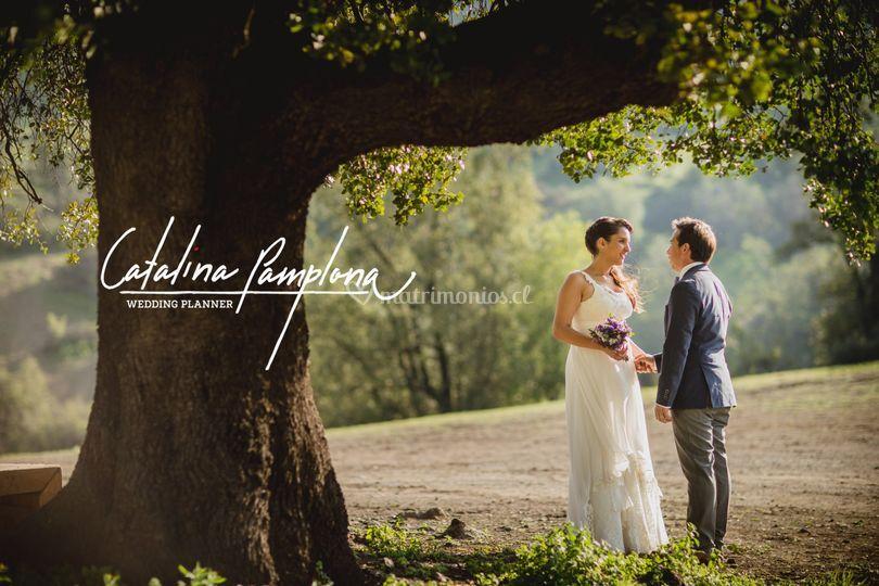 Matrimonio campestre CP