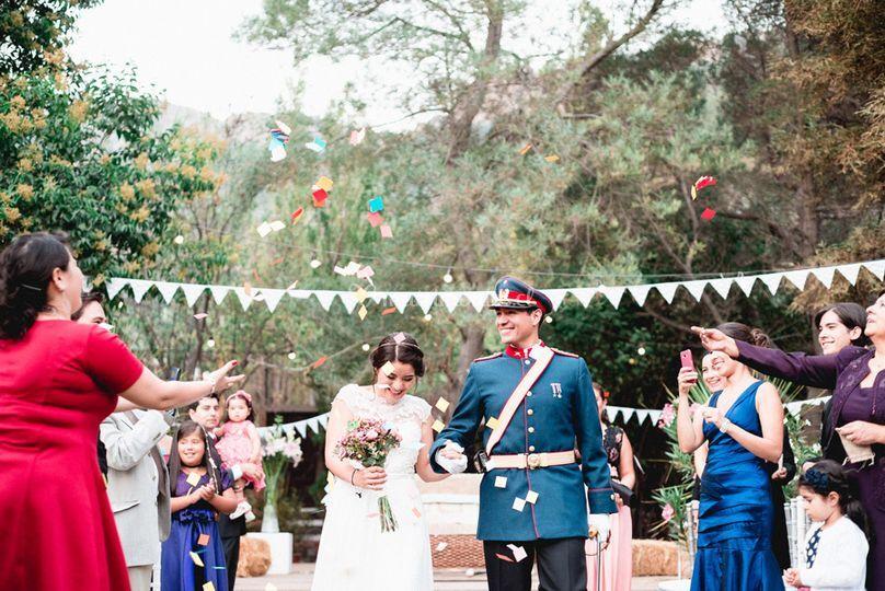 Matrimonio de Natalia