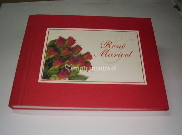Libro invitados