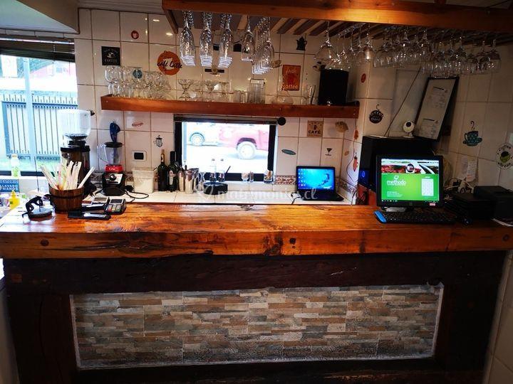 Sector bar