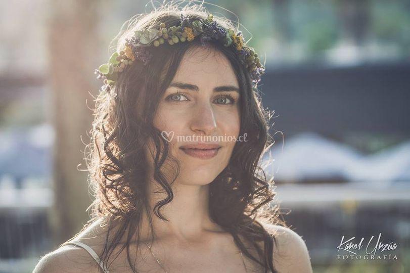 Manuela Correa Maquillaje y Peinado