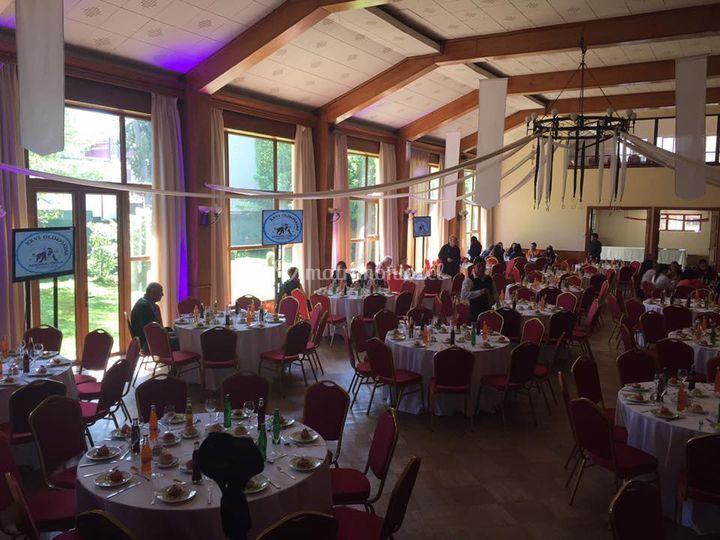 Evento Empresa Club Aleman