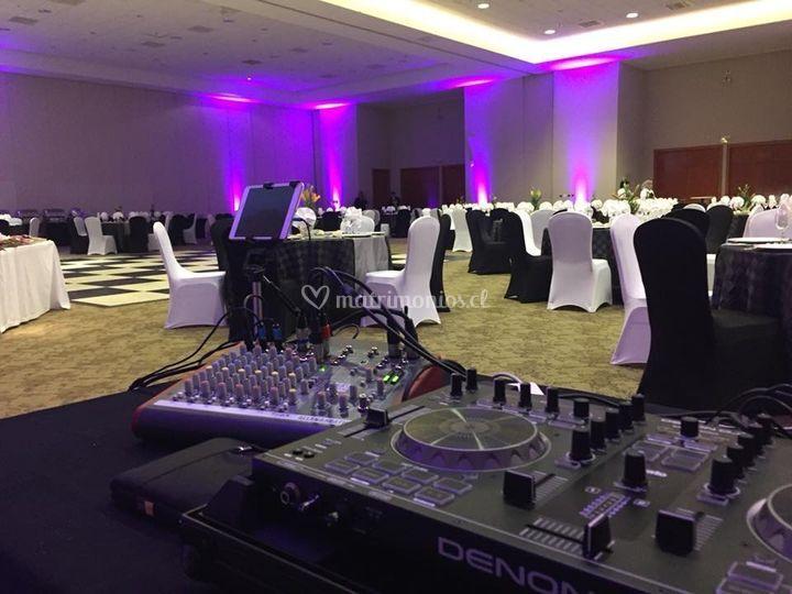 Evento Hotel Sonesta Osorno