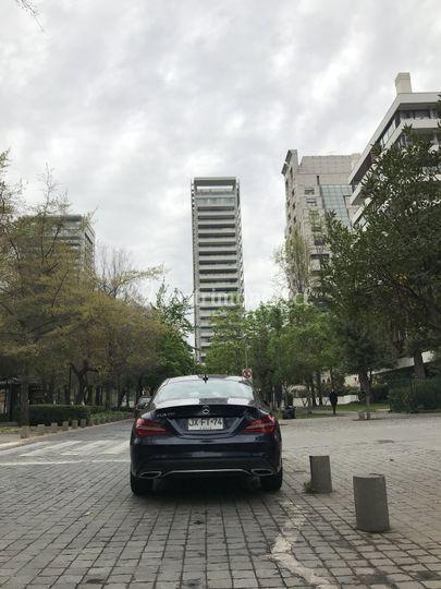 Mercedes Benz CLA180