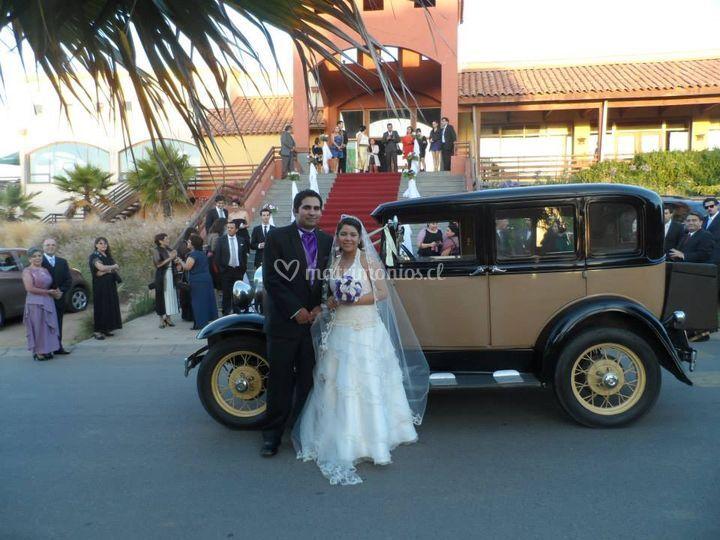 Matrimonio de Mariela y Felipe