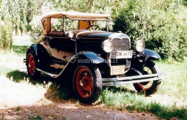 Ford A Roadster, 2 puertas
