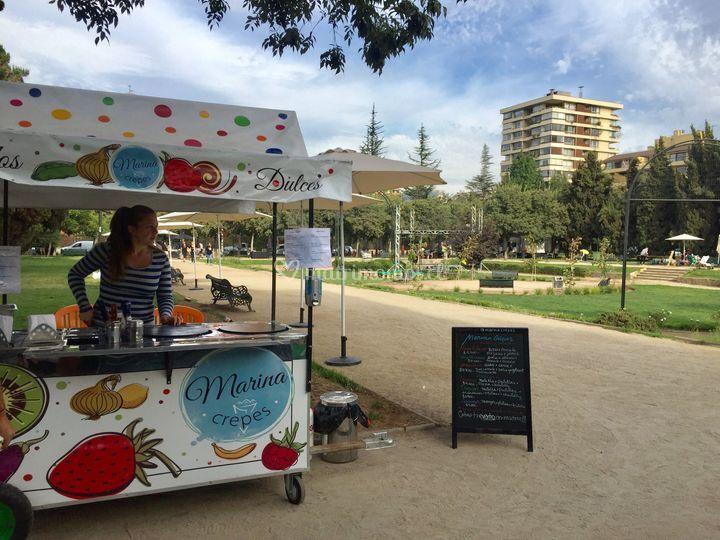 Evento Plaza Las Lilas