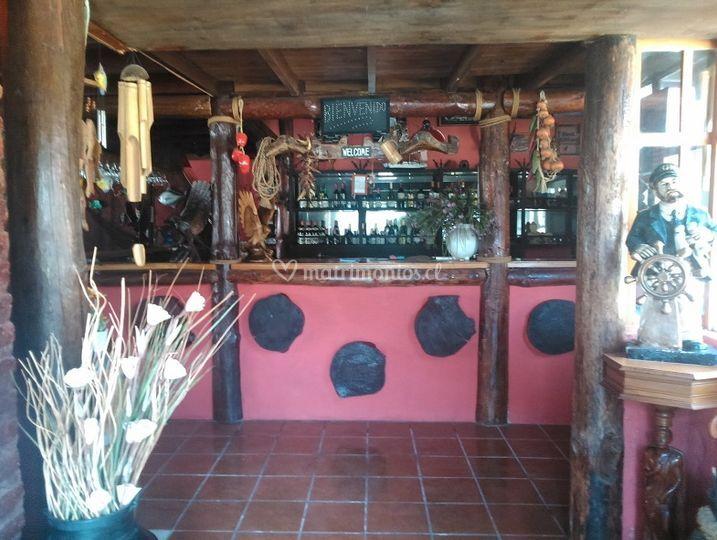 Acogedor bar