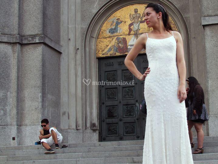 Vestido Scala