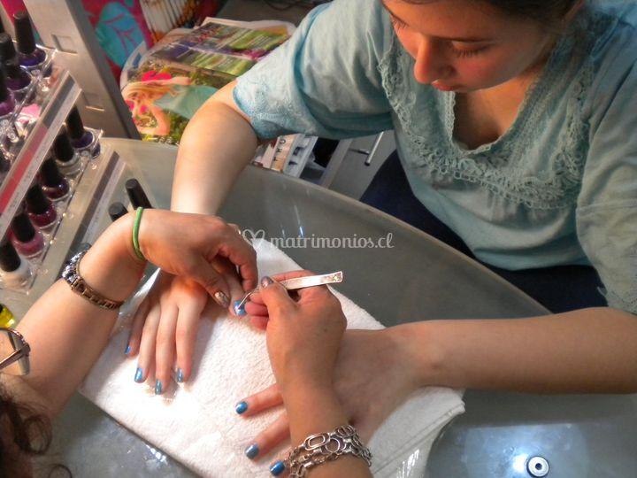 Manicure profesional