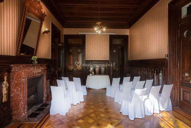Salón español