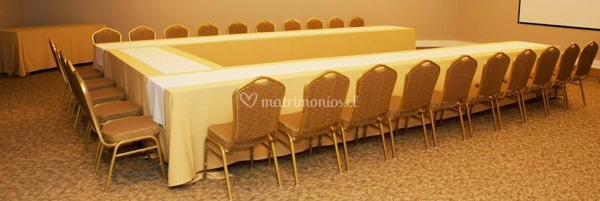Mesa en U
