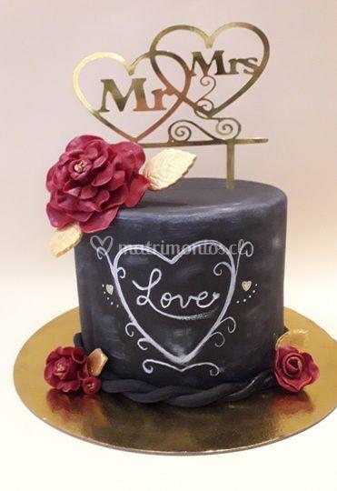 Torta black