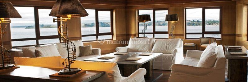 Elegante mobiliario