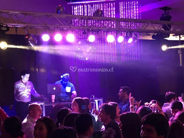 DJs y músicos