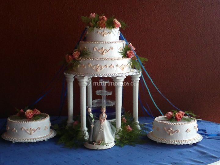 Torta Novios Dinar