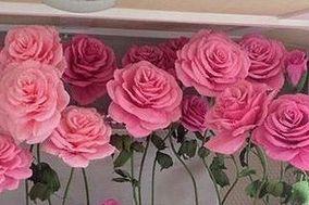 Bella Flor de Papel