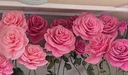 Bella Flor de Papel 1