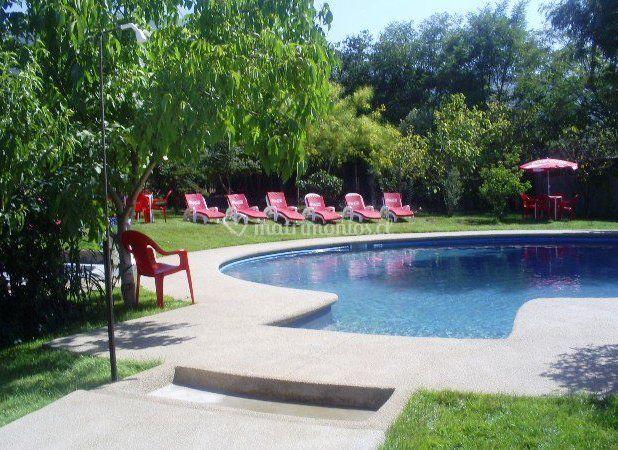 Sector piscina redonda