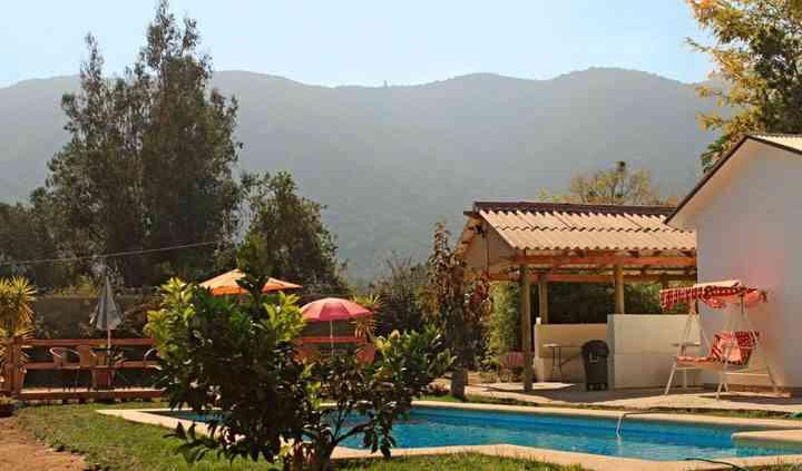More Cabaña Olmue