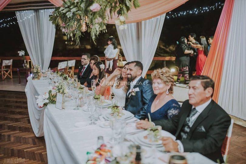 Organización de su boda