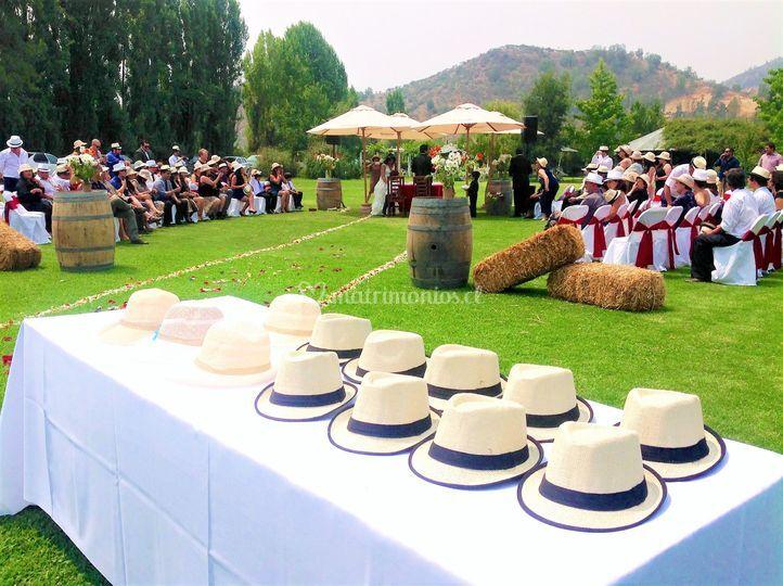 Ceremonia referencia