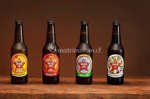 4 estilos de cerveza