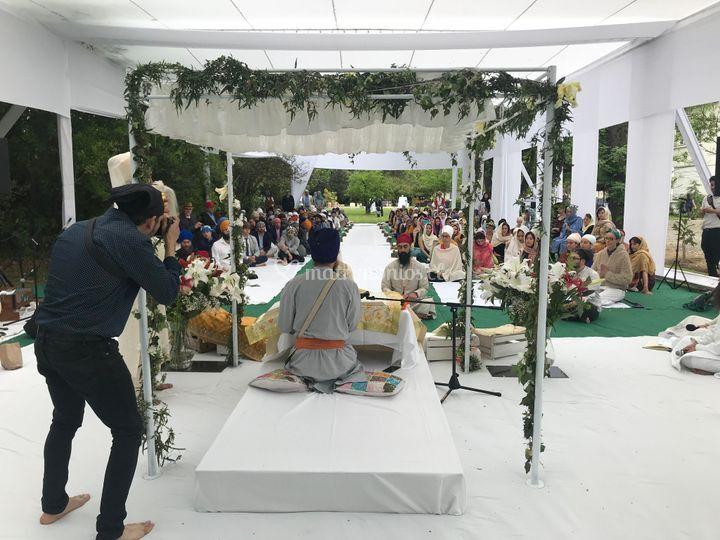 Ceremonia Indú