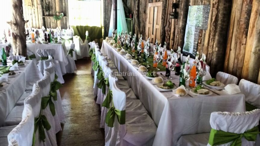 Matrimonio buffet