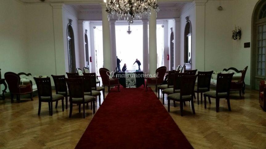 Salón ceremonia